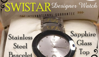 swistar watch 2nd hand